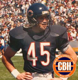 super popular 8c917 14866 Gary Fencik, BearsHistory.com Chicago Bears Ring of Honor