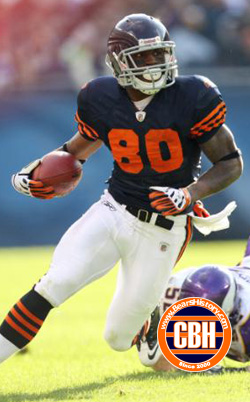 Chicago Bears Throwback Uniform